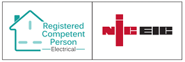 registered competent person - niceic